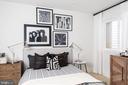Guest Bedroom #4 - 1015 D ST NE #A, WASHINGTON