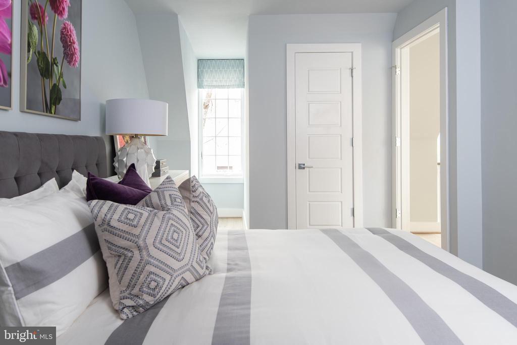 Guest Bedroom #2 - 1015 D ST NE #B, WASHINGTON