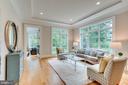 Living Room - 6704 LUPINE LN, MCLEAN