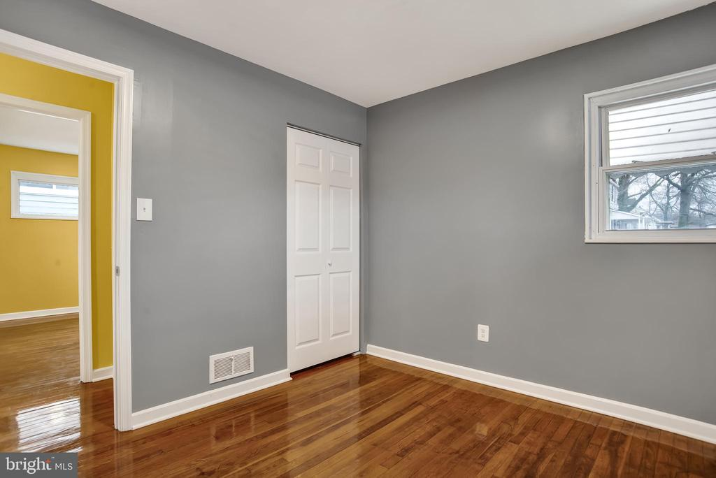 Bedroom 1 - 6601 SEAT PLEASANT DR, CAPITOL HEIGHTS