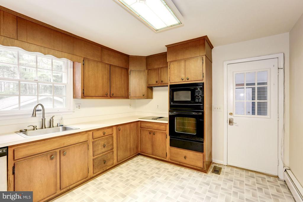 Kitchen - 12901 JESSE SMITH RD, MOUNT AIRY