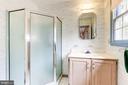 Master Bathroom - 12901 JESSE SMITH RD, MOUNT AIRY