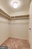 Huge Walk-In Closet! - 1951 SAGEWOOD LN #203, RESTON