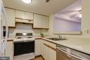Convenient Kitchen - 1951 SAGEWOOD LN #203, RESTON