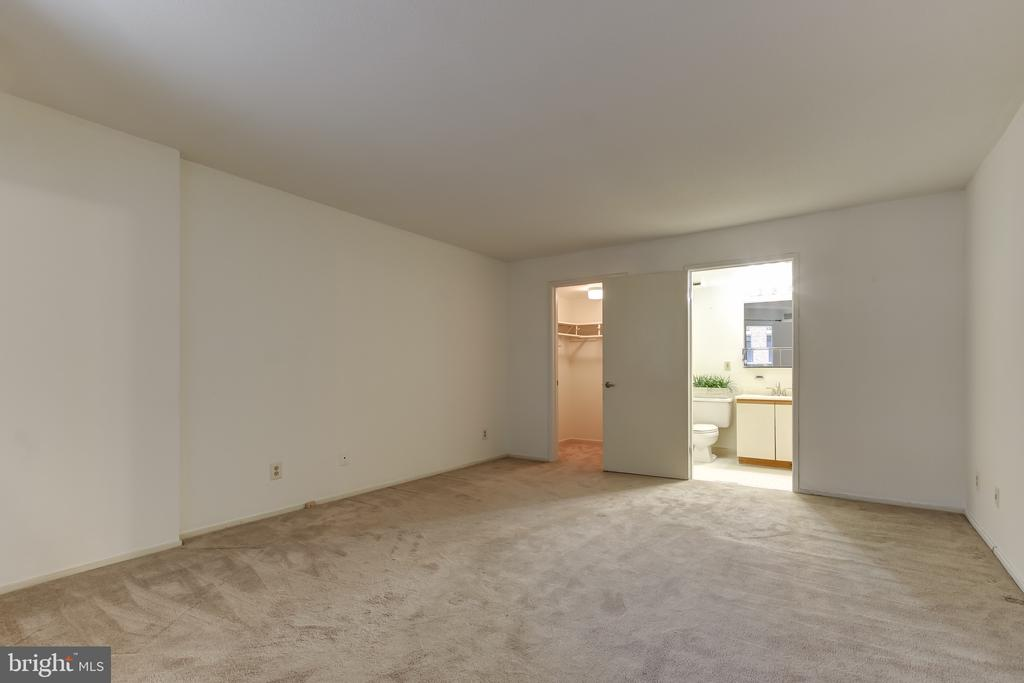 Huge Master Bedroom - 1951 SAGEWOOD LN #203, RESTON