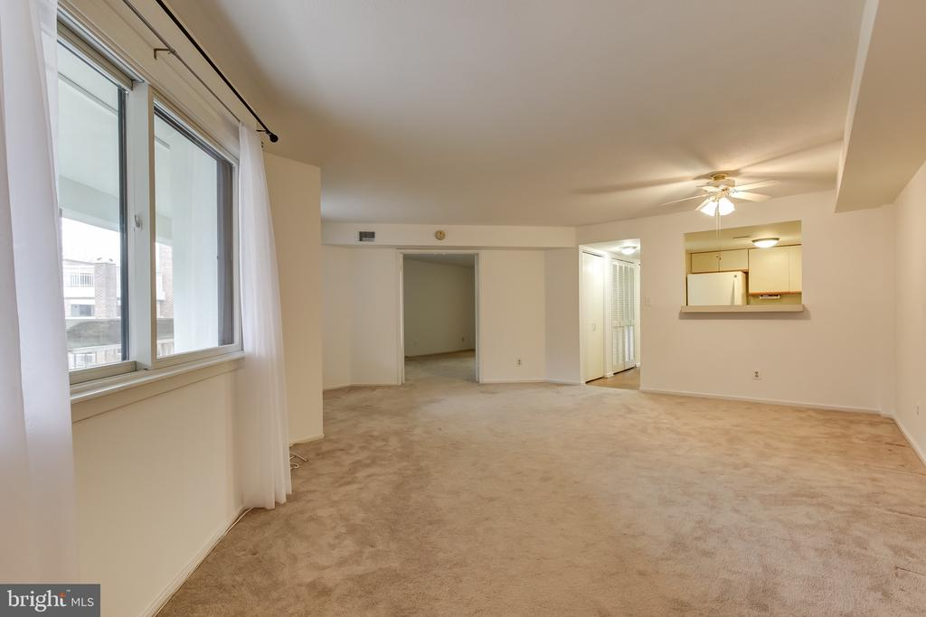 Great Windows Letting in Natural Light! - 1951 SAGEWOOD LN #203, RESTON