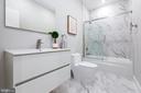 Spa inspired bath #1 - 2812 GEORGIA AVE NW #9, WASHINGTON