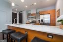 EXTENDED CENTER ISLAND AND BREAKFAST BAR - 12025 NEW DOMINION PKWY #504, RESTON