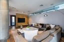 2ND VIEW OF GAME ROOM/ENTERTAINMENT ROOM - 12025 NEW DOMINION PKWY #504, RESTON