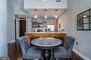 PLENTY OF DINING OPTIONS-FORMAL DINING AREA - 12025 NEW DOMINION PKWY #504, RESTON