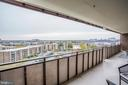 Great views from the 15th story! - 250 S REYNOLDS ST #1307, ALEXANDRIA