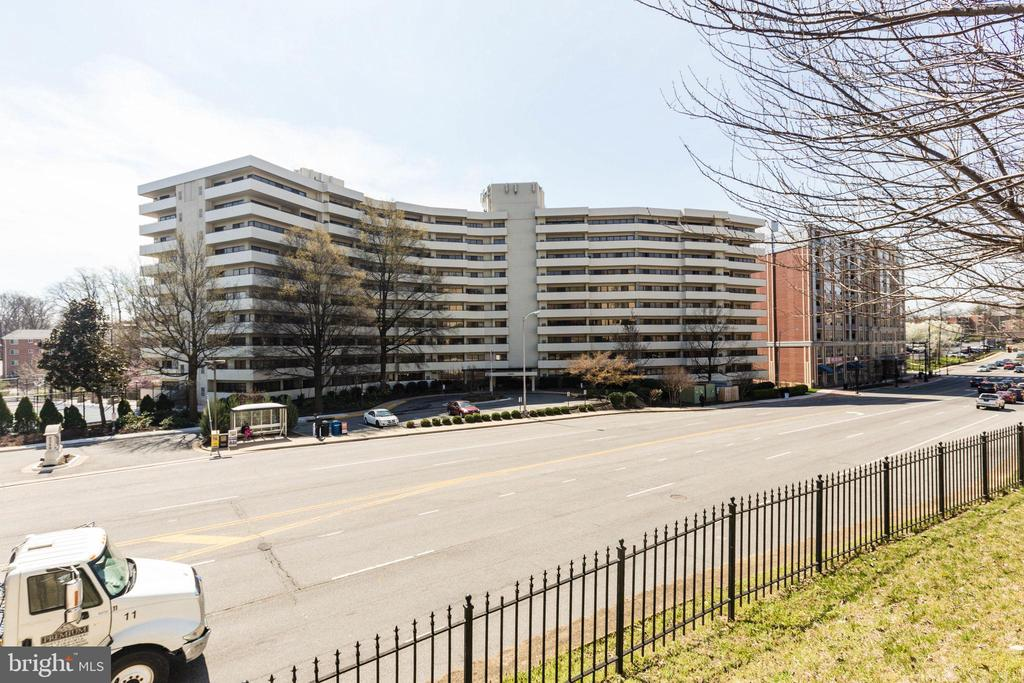 STREET VIEW - 5300 COLUMBIA PIKE #315, ARLINGTON