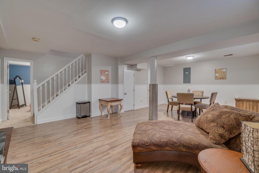 Updated Flooring in Basement - 15805 DICKERSON PL, DUMFRIES