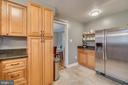 Built In Pantry - 15805 DICKERSON PL, DUMFRIES