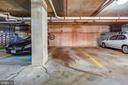 Underground Garage Parking - 7111 WOODMONT AVE #412, BETHESDA