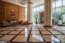 Somerset House I lobby - 5600 WISCONSIN AVE #1308, CHEVY CHASE