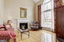 Formal Living Room - 8600 RIVER GLADE RUN, LAUREL