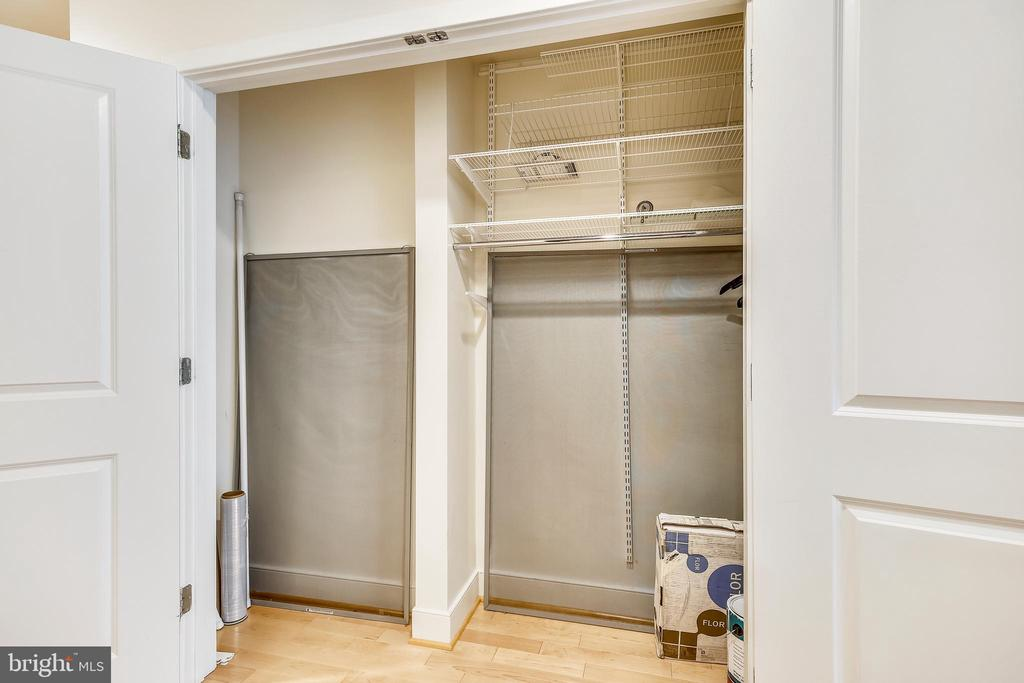 LARGE guest and storage closet - 4101 ALBEMARLE ST NW #447, WASHINGTON