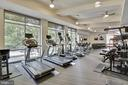Bright, well equipped fitness center - 4101 ALBEMARLE ST NW #447, WASHINGTON
