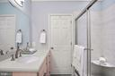 Second Master Bath and Walk-in Shower - 1128 ASQUITH DR, ARNOLD