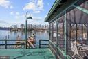 Screened-in Crab Shack / Pavilion w/ Water Service - 1128 ASQUITH DR, ARNOLD