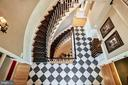 Dramatic Curved Staircase - 1128 ASQUITH DR, ARNOLD