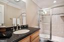 Lower Level Full Bath - 1128 ASQUITH DR, ARNOLD