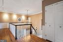 Upper Level Landing & Second Laundy (Closet) - 1128 ASQUITH DR, ARNOLD
