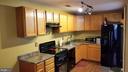 Kitchen - 10150 SCOTCH HILL DR #25-2, UPPER MARLBORO