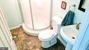 Basement Full Bathroom - 6426 OLD HIGHGATE DR, ELKRIDGE