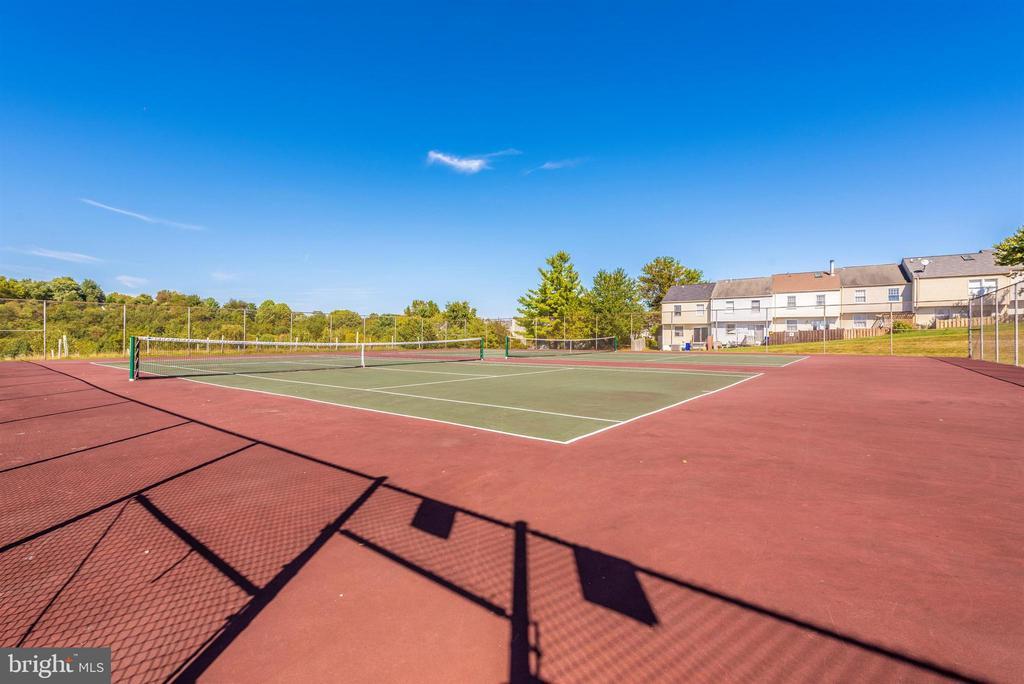 Community -Tennis Courts - 6024 DOUGLAS AVE, NEW MARKET