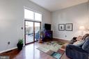 Natural Light in the Living Room - 2354 HORSEFERRY CT, RESTON