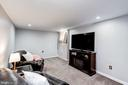 Rec room - 2354 HORSEFERRY CT, RESTON