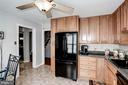 Eat-in Kitchen - 2354 HORSEFERRY CT, RESTON