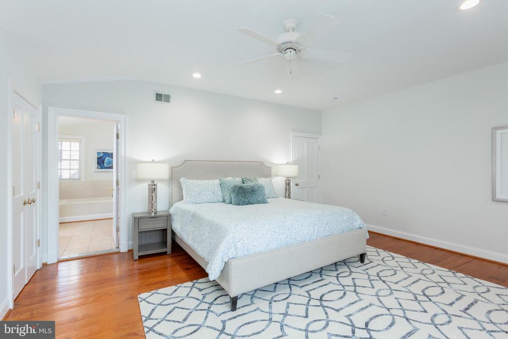 Master Bedroom - 1406 29TH ST NW, WASHINGTON