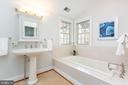Master Bathroom - 1406 29TH ST NW, WASHINGTON