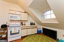 Kitchen on 3rd floor - 202 S WASHINGTON ST, WINCHESTER