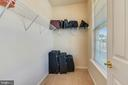 Bedroom #2 Walk In Closet - 47640 PAULSEN SQ, STERLING