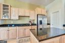 Kitchen With Granite Counters - 47640 PAULSEN SQ, STERLING