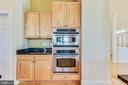 Kitchen With Stainless Steel Appliances - 47640 PAULSEN SQ, STERLING