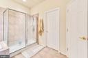 Master Bathroom With Separate Tub & Shower - 47640 PAULSEN SQ, STERLING