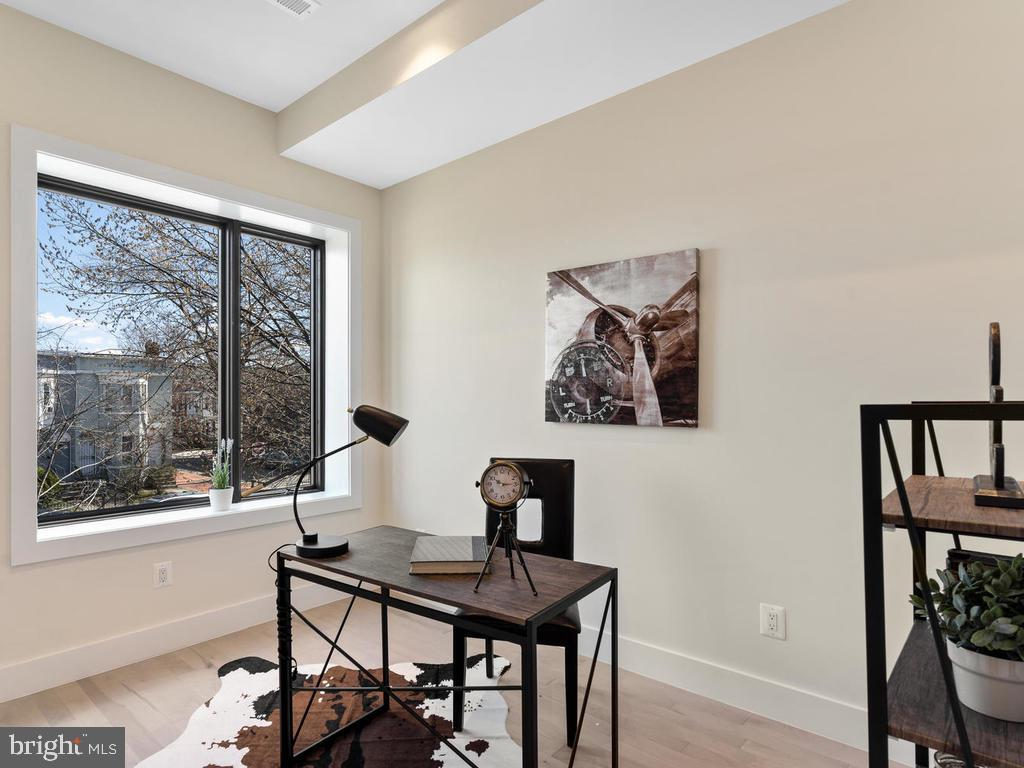 Office /  3rd Bedroom - 1530 3RD ST NW #2, WASHINGTON