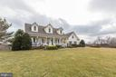 Exterior view - 2407 FLAG MARSH RD, MOUNT AIRY