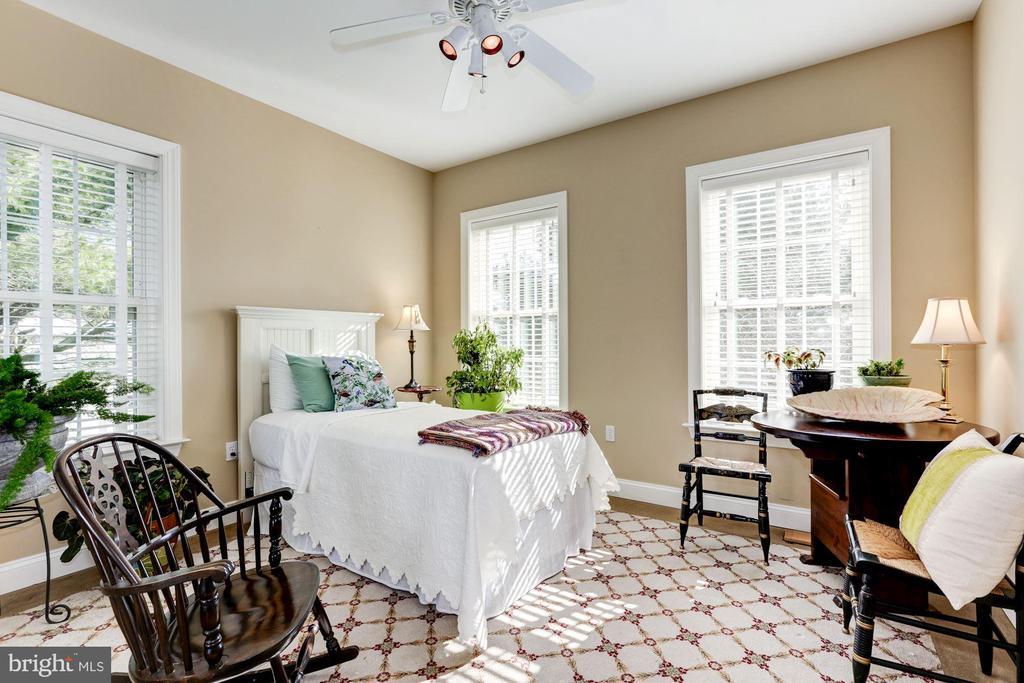 Main level bedroom #4 - 2407 FLAG MARSH RD, MOUNT AIRY