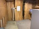 Lower level storage space - 20405 PERIDOT LN, GERMANTOWN