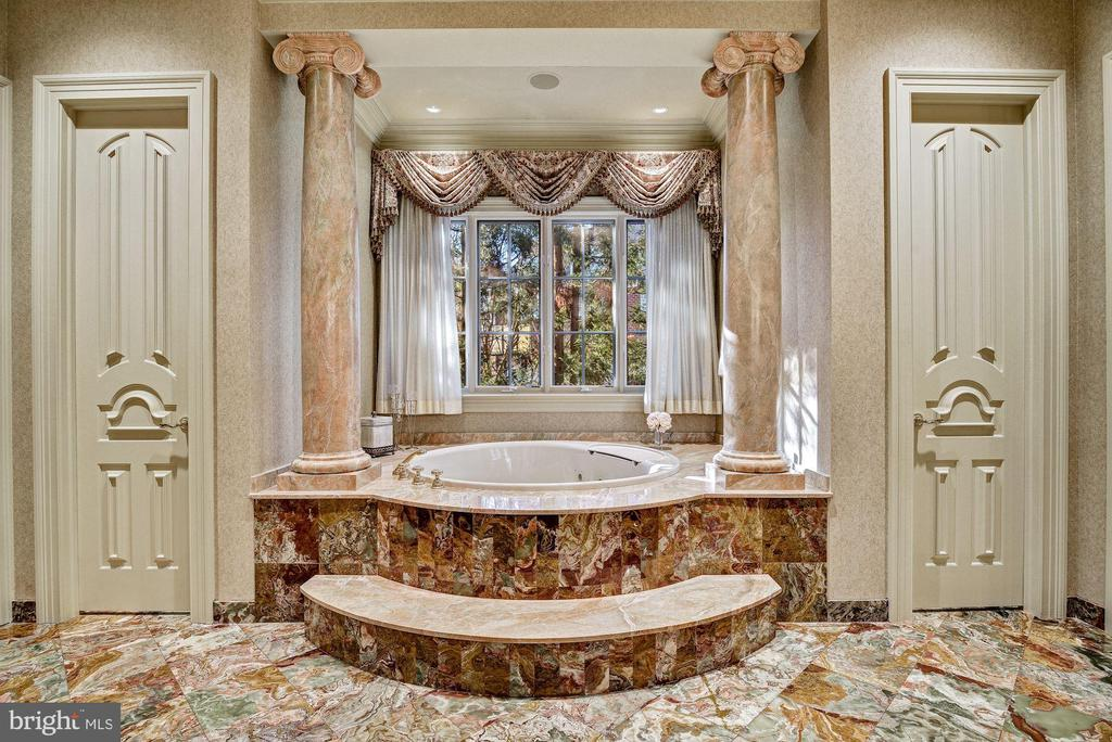 Luxurious Bath - 896 ALVERMAR RIDGE DR, MCLEAN