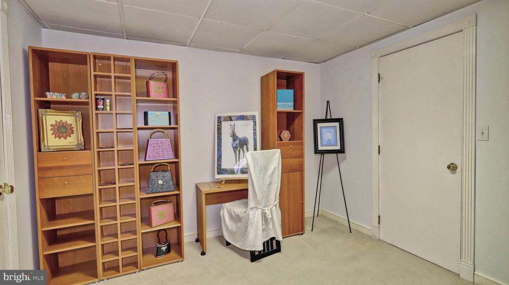 Art studio or second study... - 7504 GLENNON DR, BETHESDA