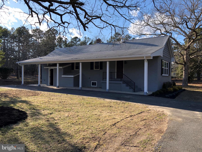 Single Family Homes для того Продажа на Newtonville, Нью-Джерси 08346 Соединенные Штаты