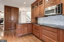 Kitchen and pantry - 1412 COVENTRY LN, ALEXANDRIA