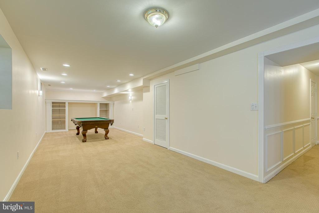 Recreational room - 118 NORTHAMPTON BLVD, STAFFORD